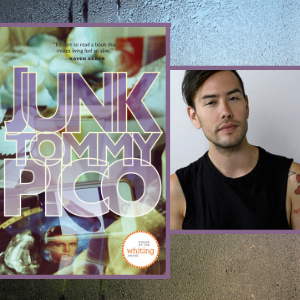 Featured Author: Tommy Pico