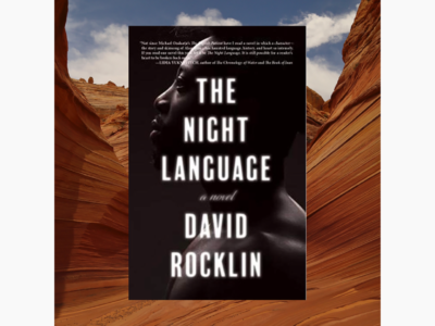 Active Giveaway: The Night Language by David Rocklin
